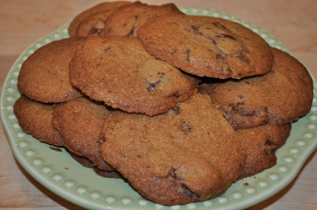 Ina Garten Oatmeal Chocolate Chunk Cookies