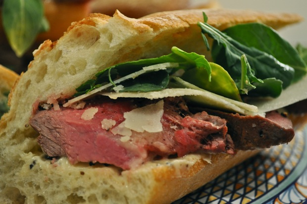 Ina Garten Beef Tenderloin filet of beef sandwich — recipes hubs