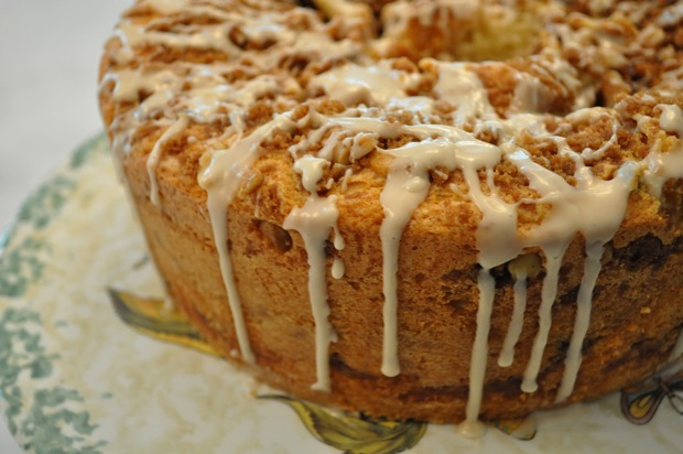Barefoot Contessa Sour Cream Coffee Cake