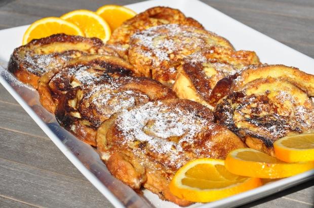 Barefoot Contessa Challah French Toast - Andrea's Blog Andrea's Blog