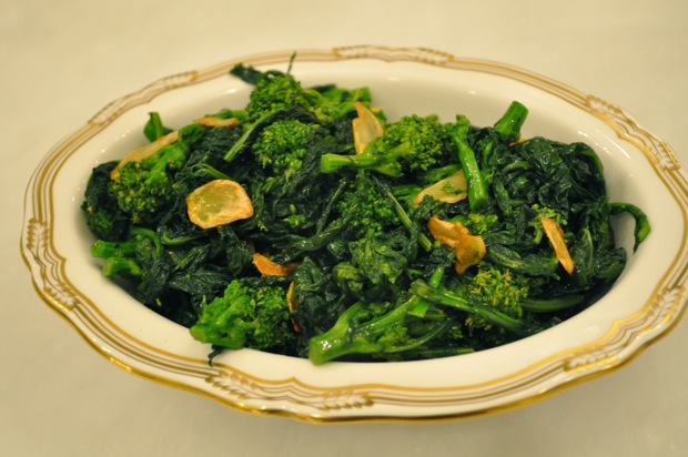 Roasted Broccoli Rabe With Garlic Recipes — Dishmaps