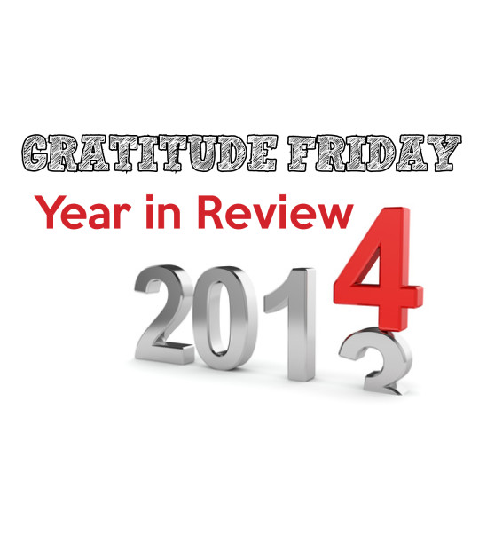 Grat Friday - Year in Review