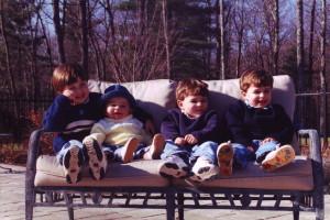 My guys in 1998