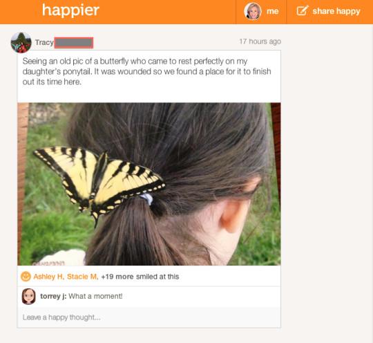 Happier Screen Shot