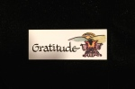 Gratitude Angel Card