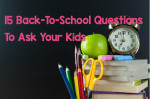 15 Back-To-School Questions Graphic
