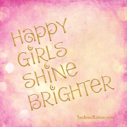 quotes about a happy girl