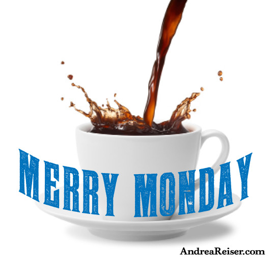 Merry Monday [coffee cup]