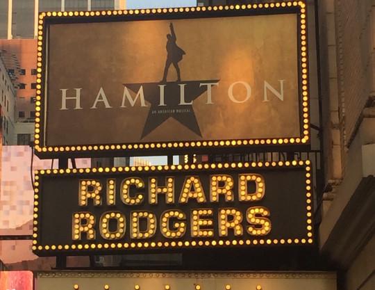 Hamilton Richard Rogers Marquee